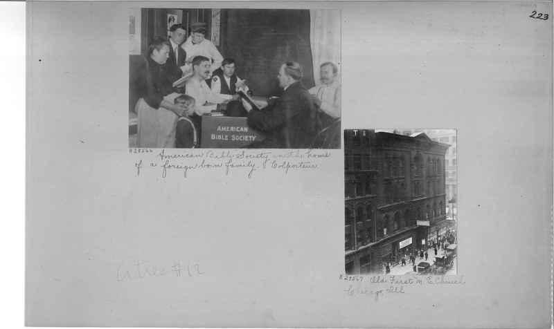 Mission Photograph Album - Cities #12 page 0223