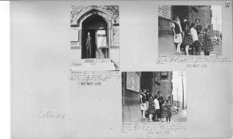 Mission Photograph Album - Cities #8 page 0177