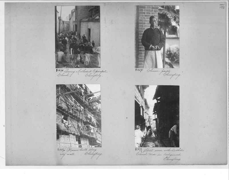 Mission Photograph Album - China #10 pg. 0173