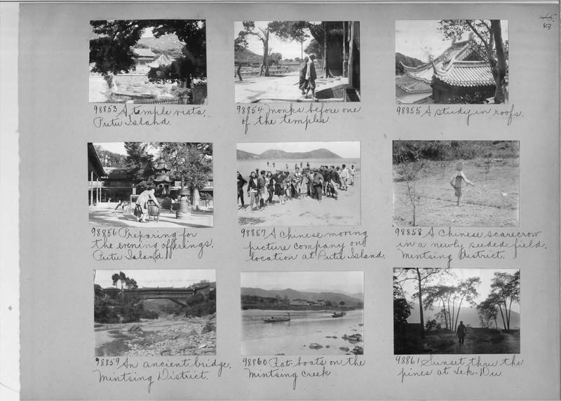 Mission Photograph Album - China #15 page 0043