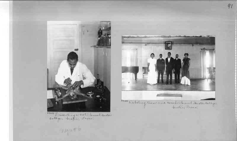 Mission Photograph Album - Negro #6 page 0091