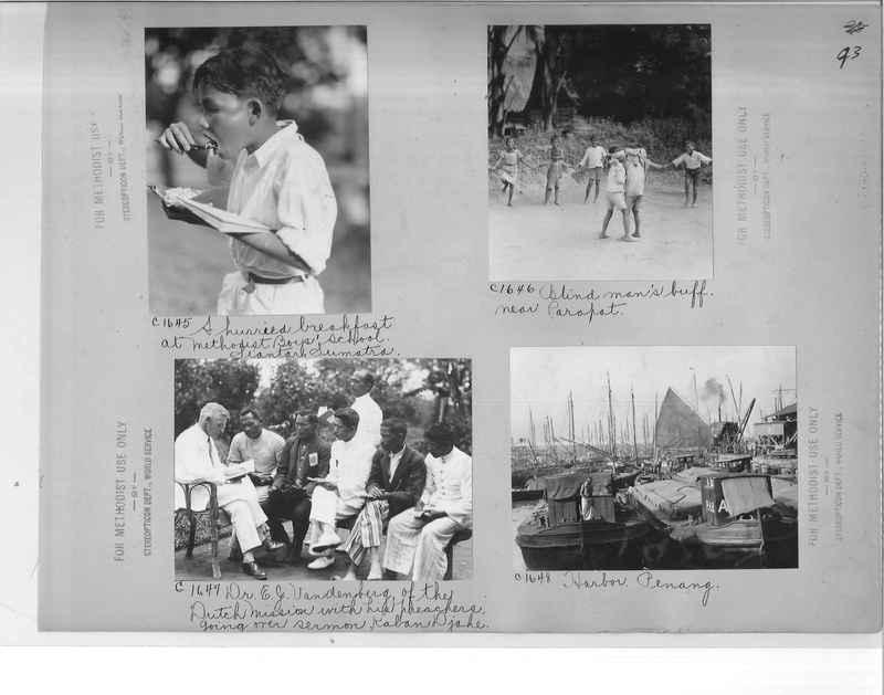Mission Photograph Album - Malaysia #7 page 0093