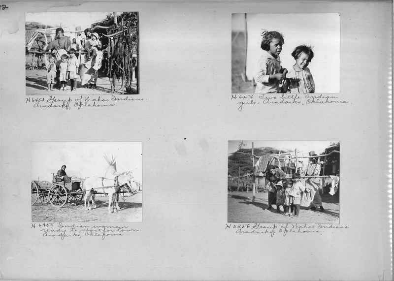 Mission Photograph Albums - Indians #1 page 0142