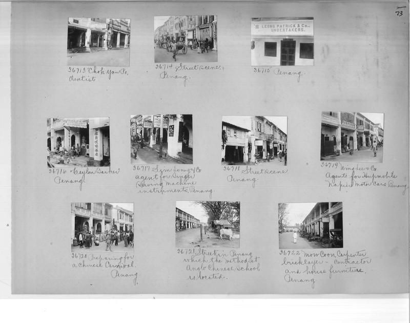 Mission Photograph Album - Malaysia #2 page 0073