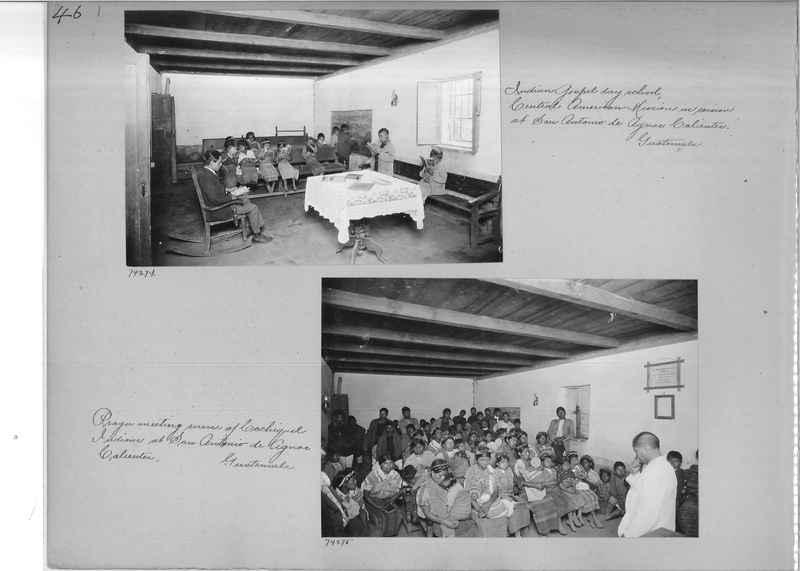 Mission Photograph Album - Panama #03 page 0046