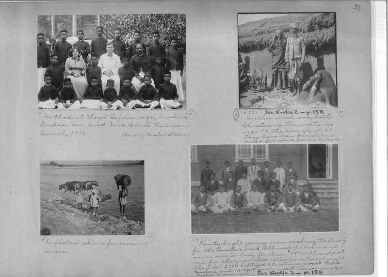 Mission Photograph Album - India - O.P. #01 Page 0031