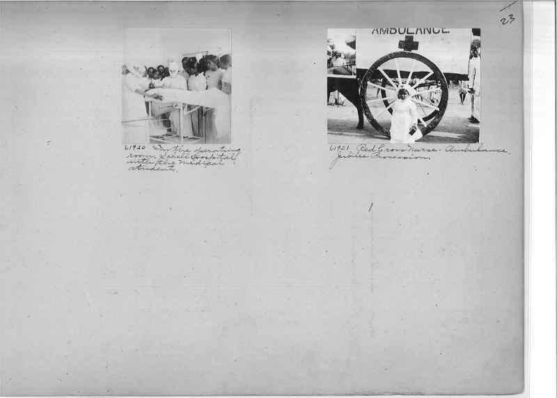 Mission Photograph Album - India #08 Page 0023