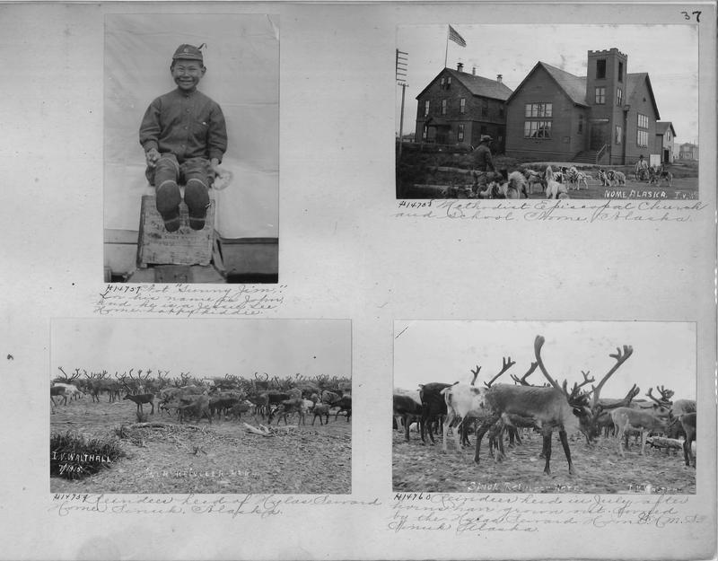 Mission Photograph Album - Alaska #1 page 0037