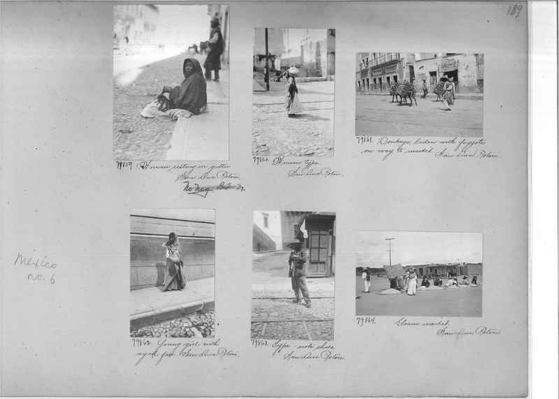 Mission Photograph Album - Mexico #06 page 0189
