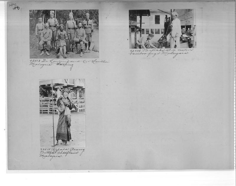 Mission Photograph Album - Malaysia #2 page 0188
