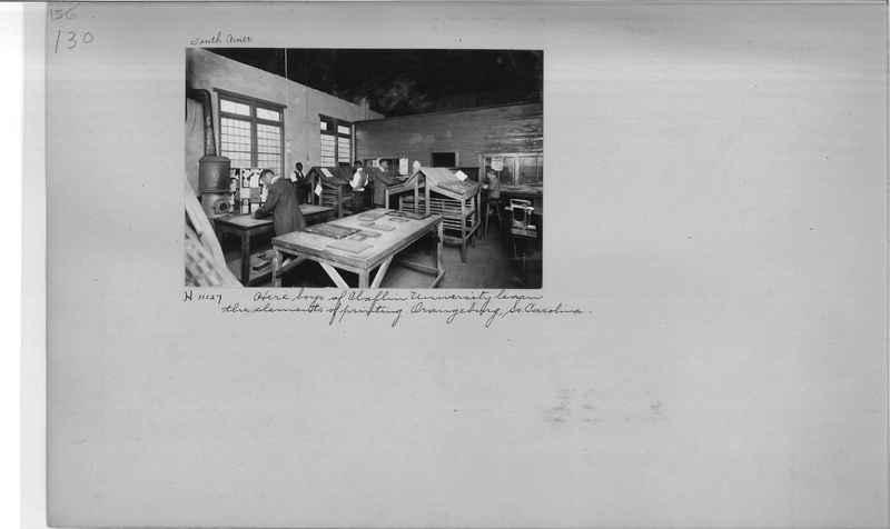 Mission Photograph Album - Negro #1 page 0130