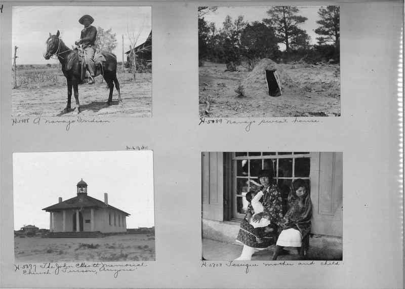 Mission Photograph Albums - Indians #1 page 0124