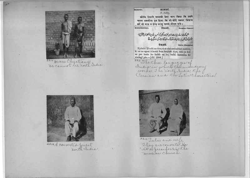 Mission Photograph Album - India #01 page 0122