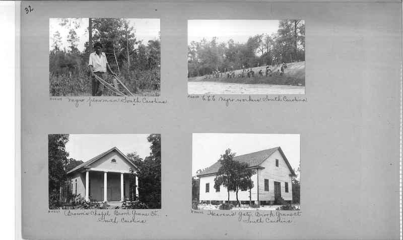 Mission Photograph Album - Negro #6 page 0032