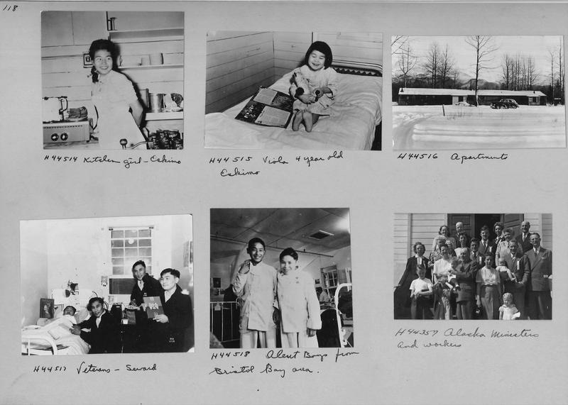 Mission Photograph Album - Alaska #1 page 0118