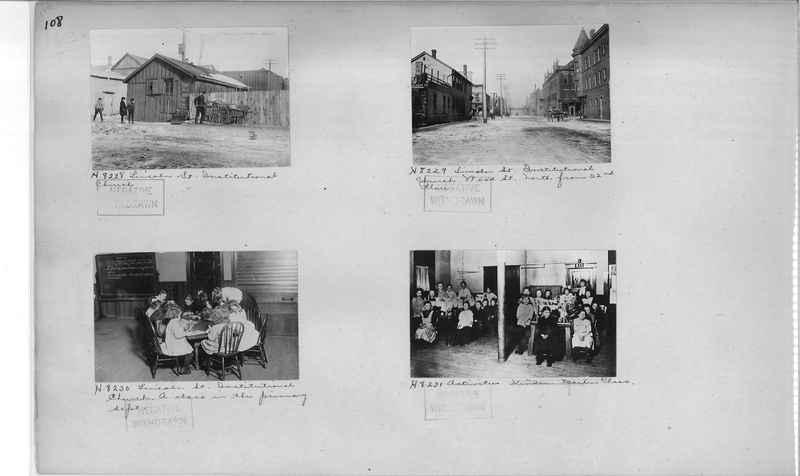 Mission Photograph Album - Cities #4 page 0108