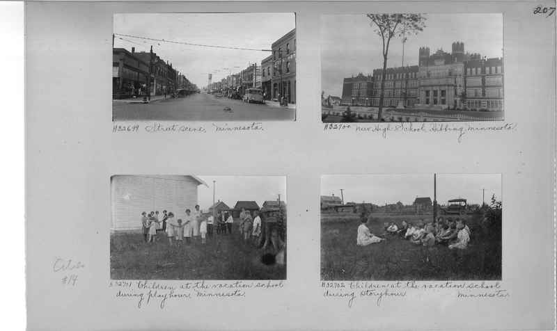 Mission Photograph Album - Cities #14 page 0207