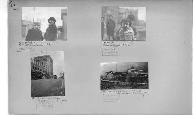 Mission Photograph Album - Cities #4 page 0218