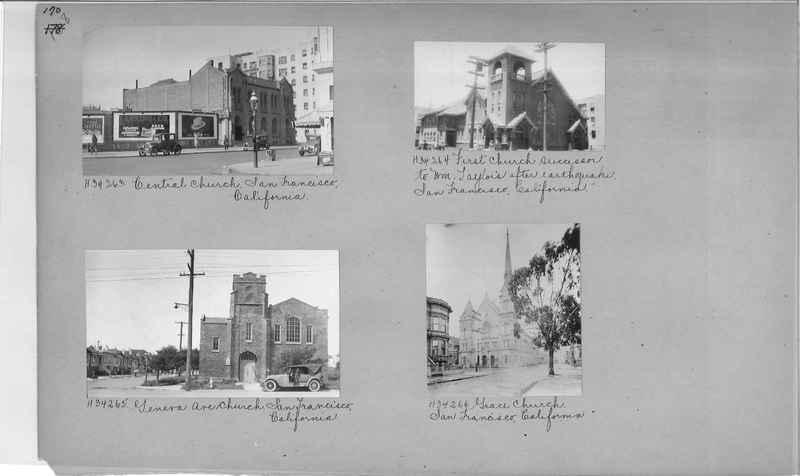 Mission Photograph Album - Cities #15 page 0170