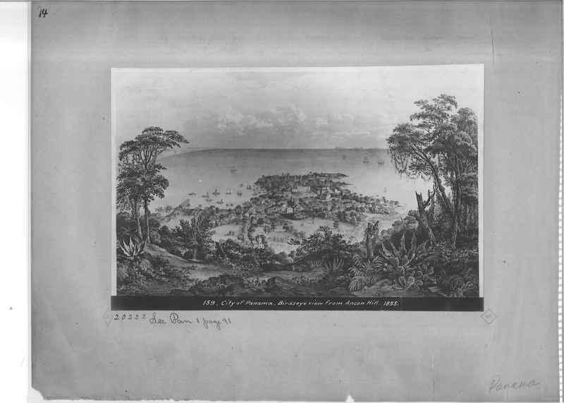 Mission Photograph Album - Panama OP #01 0014