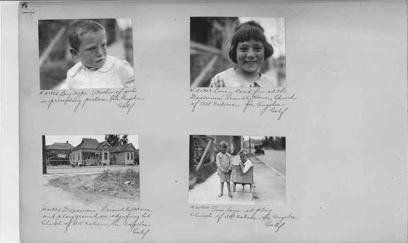 Mission Photograph Album - Cities #10 page 0096