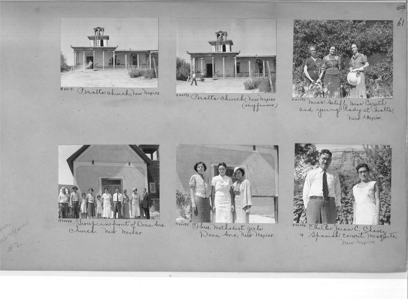 Mission Photograph Album - Latin America #2 page 0061