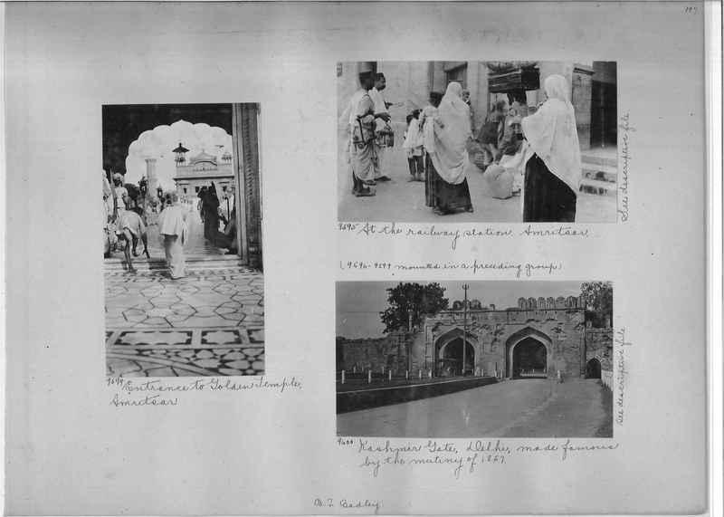 Mission Photograph Album - India #01 page 0197