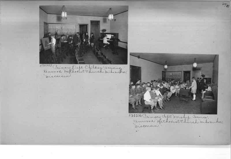 Mission Photograph Album - Religious Education #1 page 0081