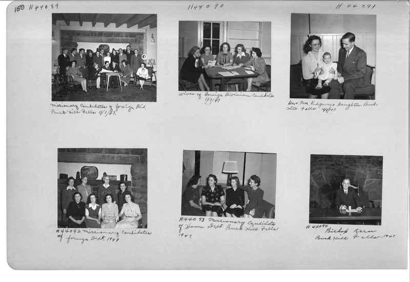 Mission Photograph Album - Cities #18 page 0150