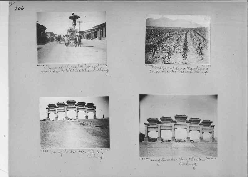 Mission Photograph Album - China #2 page  0206