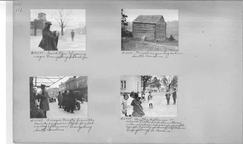 Mission Photograph Album - Negro #1 page 0112