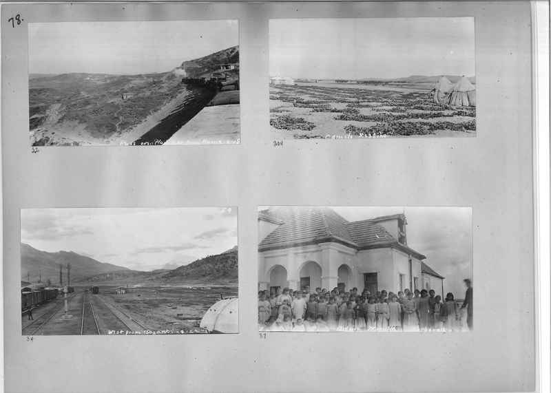 Mission Photograph Album - Western Asia - O.P. - #01 page_0078