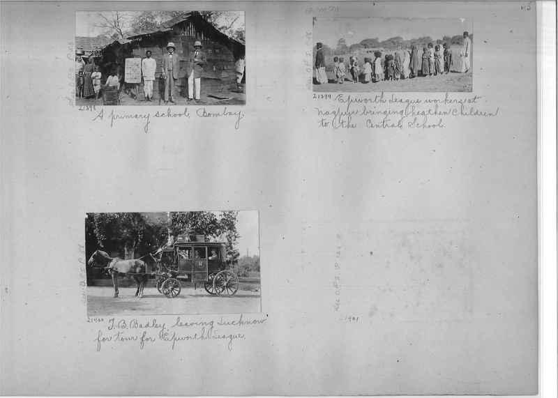 Mission Photograph Album - India #03 page_0045