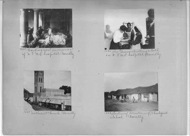 Mission Photograph Album - India #01 page 0008