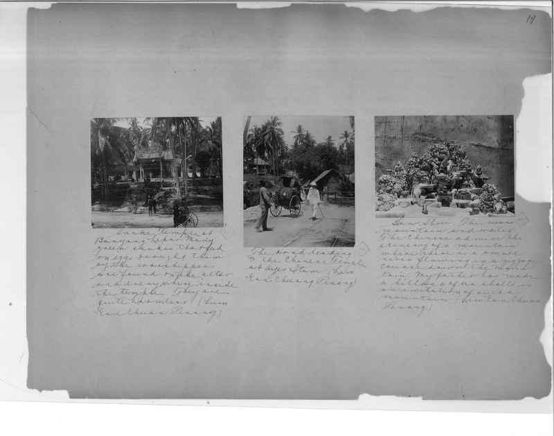 Mission Photograph Album - Malaysia O.P. #1 page 0019