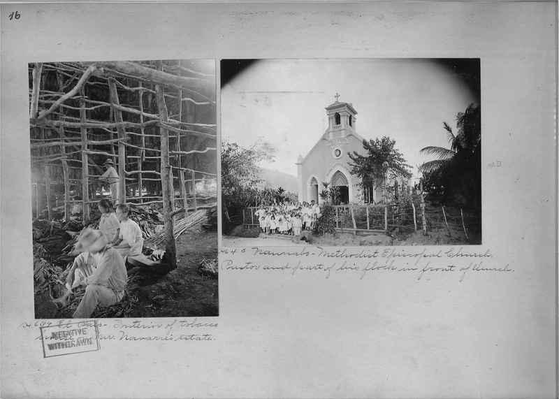 Mission Photograph Album - Puerto Rico #2 page 0016