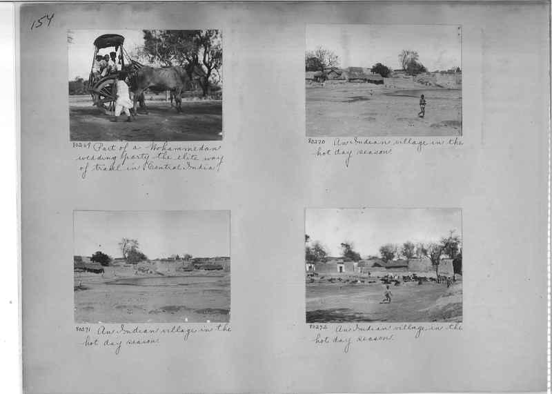 Mission Photograph Album - India #09 Page 0154