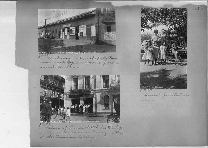 Mission Photograph Album - Panama #02 page 0157