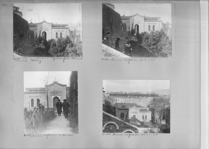 Mission Photograph Album - Europe #04 Page 0034