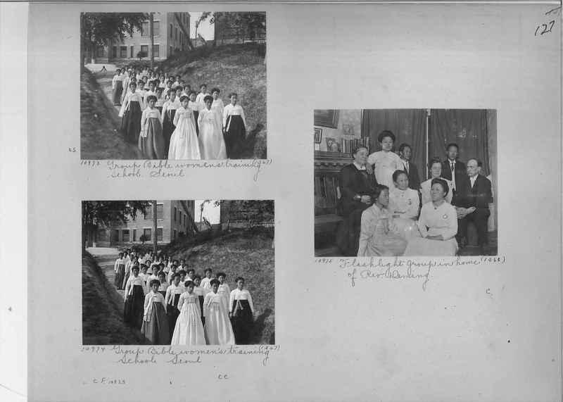 Mission Photograph Album - Korea #1 page 0127