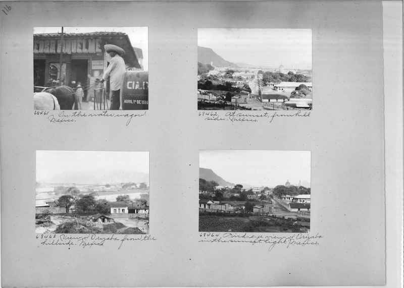 Mission Photograph Album - Mexico #04 page 0116