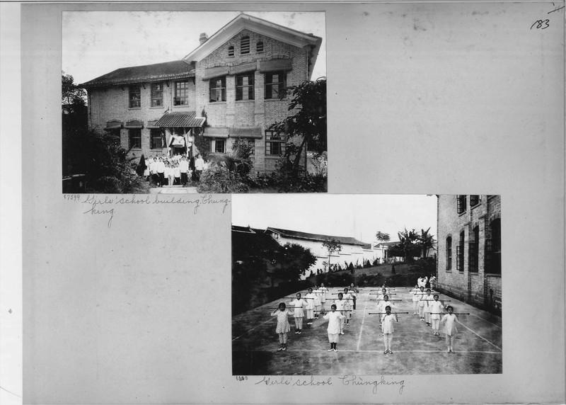 Mission Photograph Album - China #13 page 0183