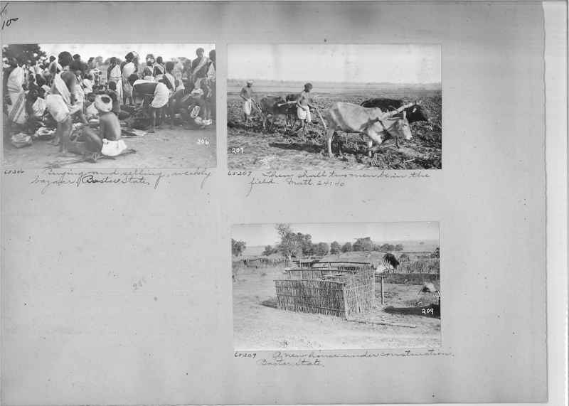 Mission Photograph Album - India #08 Page 0100