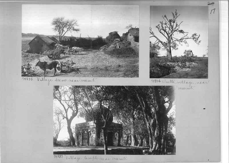 Mission Photograph Album - India #09 Page 0017
