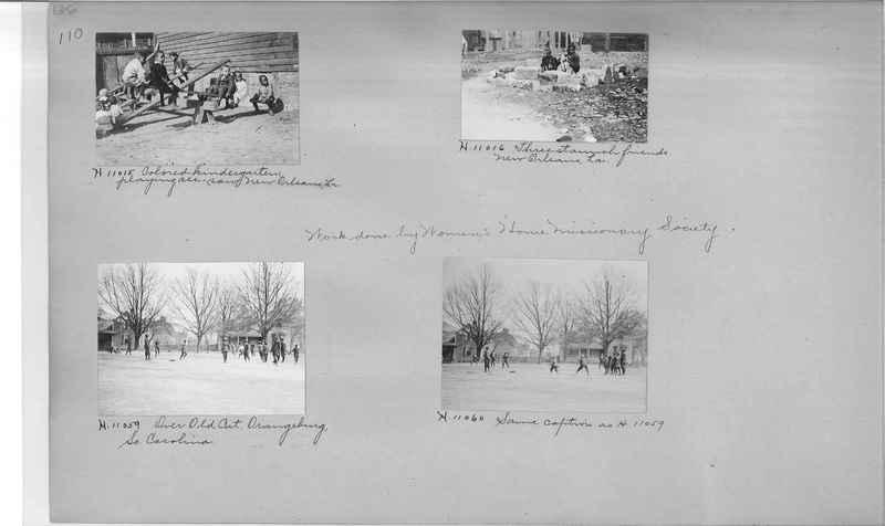 Mission Photograph Album - Negro #1 page 0110
