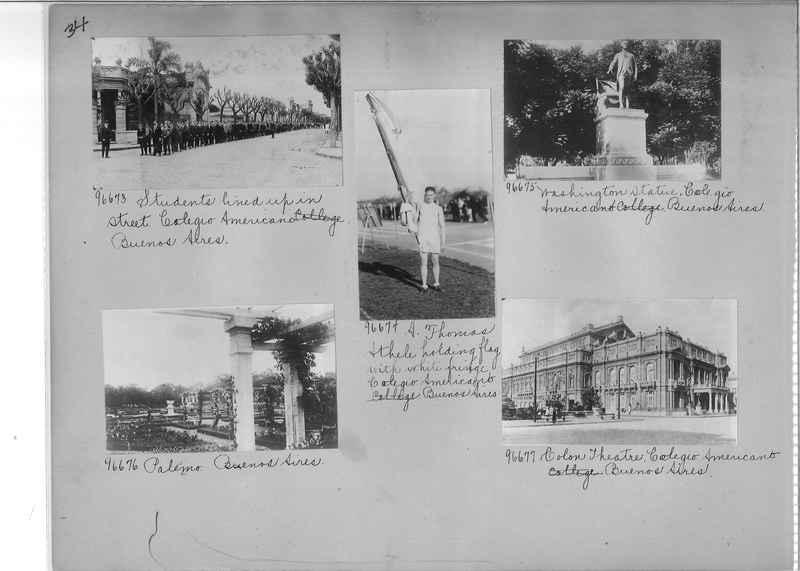 Misson Photograph Album - South America #8 page 0034