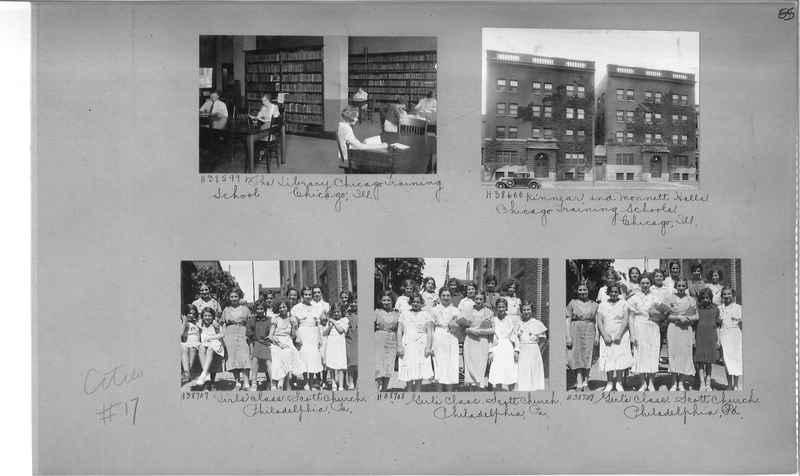 Mission Photograph Album - Cities #17 page 0055