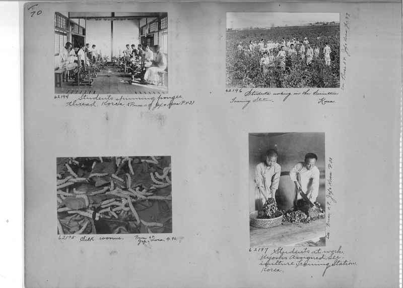 Mission Photograph Album - Korea #5 page 0070