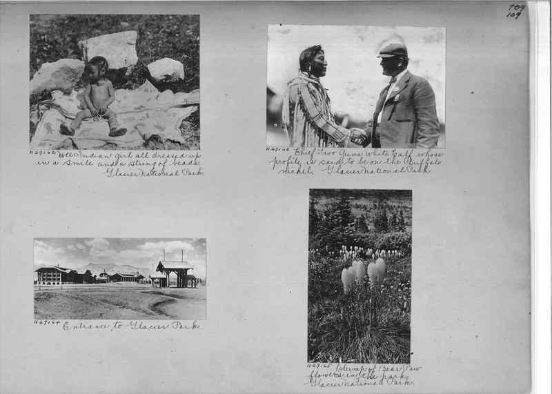 Mission Photograph Album - Indians #2 page_0109