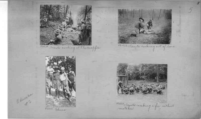 Mission Photograph Album - Education #2 page 0005